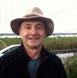 Yves Handrich, vedoucí výzkumného kolektivu, který obvinil kukuřici. (Kredit: University of Strasbourg)