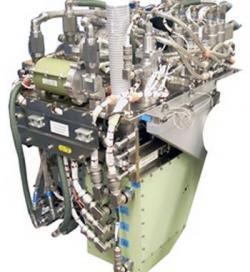 Testovací reaktor využívající Sabatierovy reakce na ISS. Kredit NASA