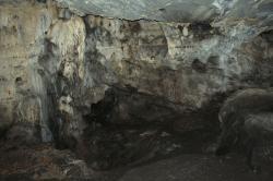 Jeskyně Zás, lokalita 7 a dál. Kredit: Zde, Wikimedia Commons. Licence CC 3.0.