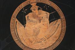 Bohyně Seléné. Kredit: Wikimedia Commons.