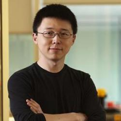 Feng Zhang, absolvent Harvardu, nyní ve službách MIT BE ( Massachusetts Institute of Technology Biological Engeneering)