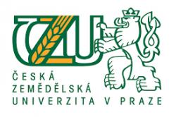 Česká zemědělská univerzita v Praze