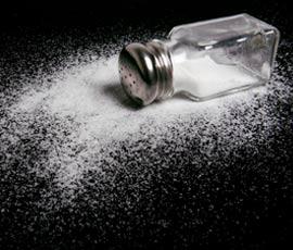 Sůl je přirozeným a široce užívaným antidepresivem.