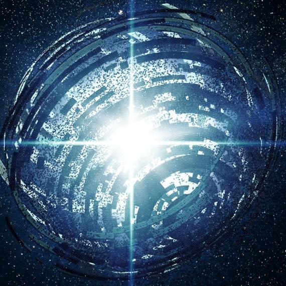 Co je u hvězdy KIC8462852? Kredit: spar / deviantart.