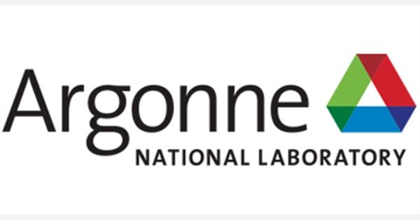 Argonne National Laboratory, logo.