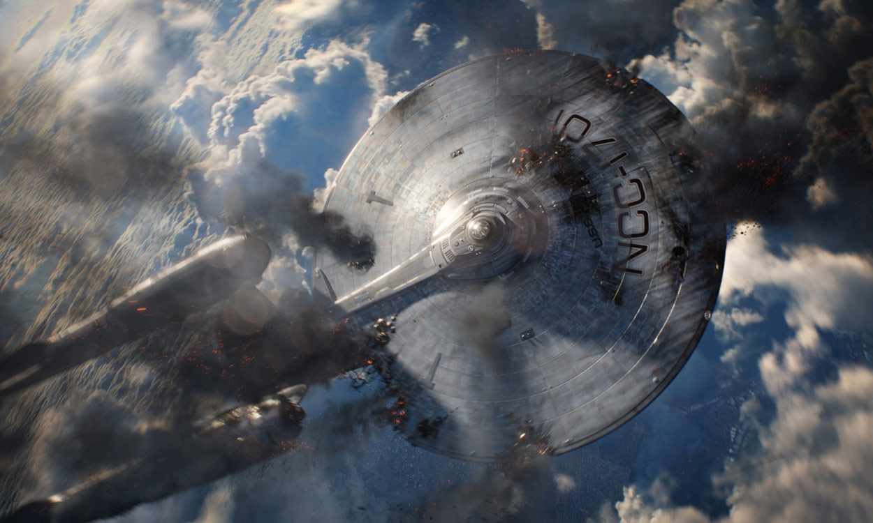 Star Trek Into Darkness (zdroj http://www.startrekmovie.com)