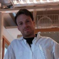 Stefano Bonaglia, postdok na Stockholm University jedna z vůdčích osobnost kolektivu.