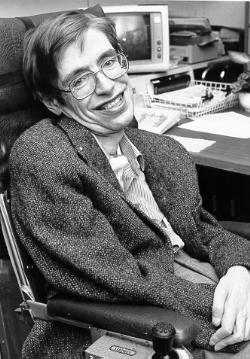 Stephen Hawking, NASA StarChild Learning Center.