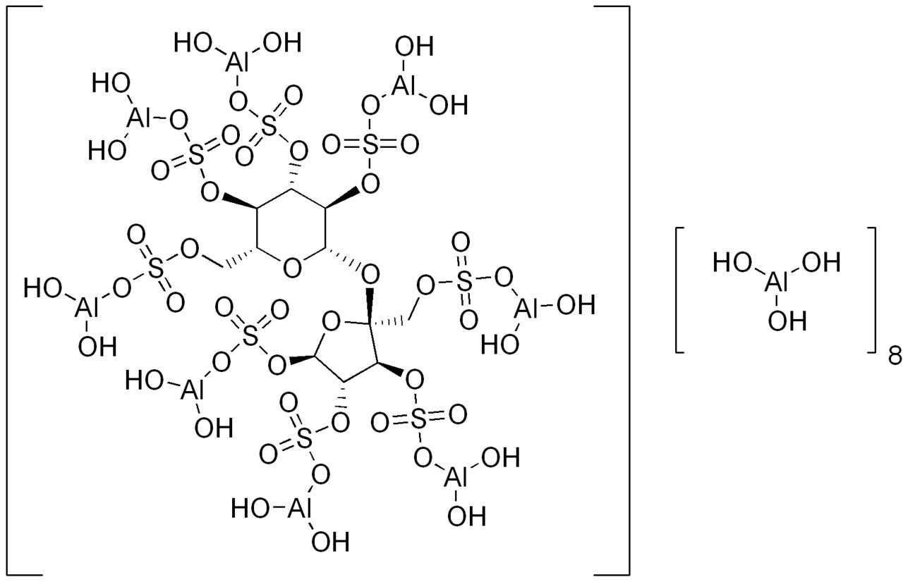 Vítězem klání se stal sukralfát. Jde o látku, kterou se léčí vředaři. Nyní to vypadá, že získá aprobaci i na zahánění cukrovky. Chemicky jde o:   hydroxytetracosahydroxy[?8-[1,3,4,6-tetra-O-sulfo-?-Dfructofuranosyl-?-D-glucopyranoside tetrakis(hydrog