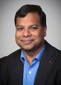 """Sumit Dinda, profesor na Oakland University. Jeho studie připnula bisfenolu S další z nálepek: """"Zvyšovač agresitivity rakoviny"""". (Kredit OU)"""