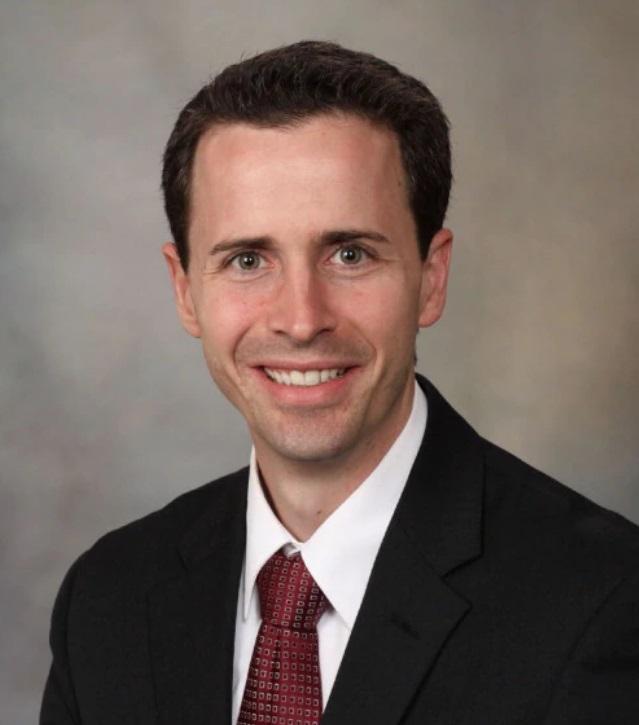 Landon W. Trost, M.D., vedoucí výzkumného kolektivu na Mayo Clinic. Kredit: MC.