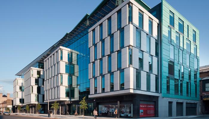 Není náhodou, že se v Trinity Biomedical Sciences Institute v Dublinu zaměřili na astma. Irsko má jeden z nejvyšších výskytů v Evropě. (Kredit: TBSI)