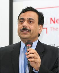 Dr. Ashutosh Tewari,urolog a onkolog, The Mount Sinai Hospital,Mount Sinai Beth Israel. Kredit: Nmishra9,Icahn School of Medicine at Mount Sinai, CC BY 3.0