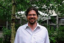 Thomas Bugnyar profesor na Universität Wien  (Kredit: CogCom, UW)