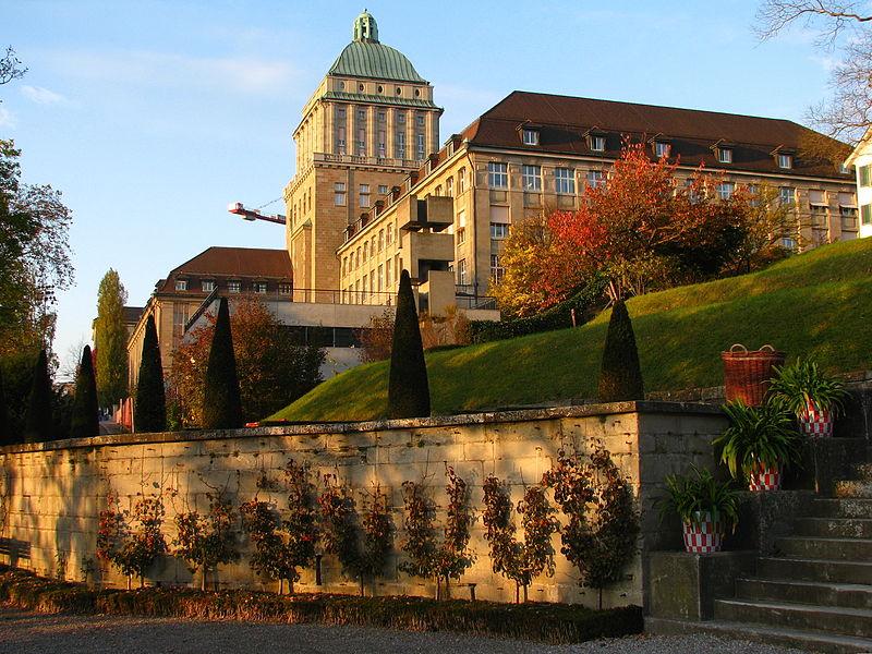 University of Zurich. Kredit: Roland zh / Wikimedia Commons.