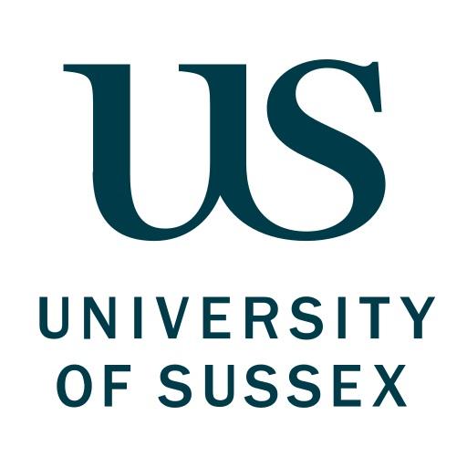 Logo. Kredit: University of Sussex.