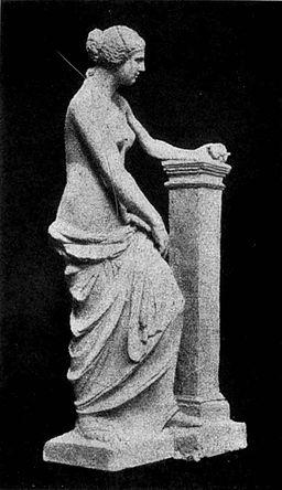 Rekonstrukce původní podoby (snad). Adolf Furtwängler, 1916. Kredit: Wikimedia Commons.