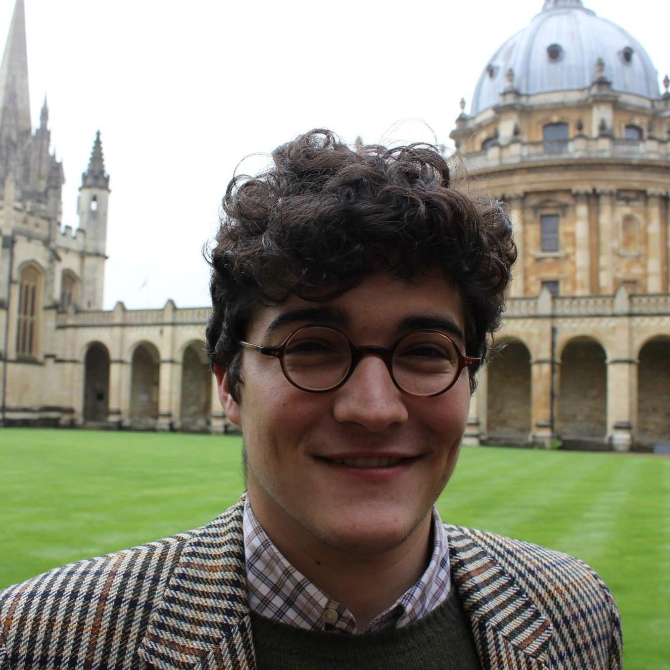 Antone Martinho, prnĂ autor publikace (University College, Oxford)