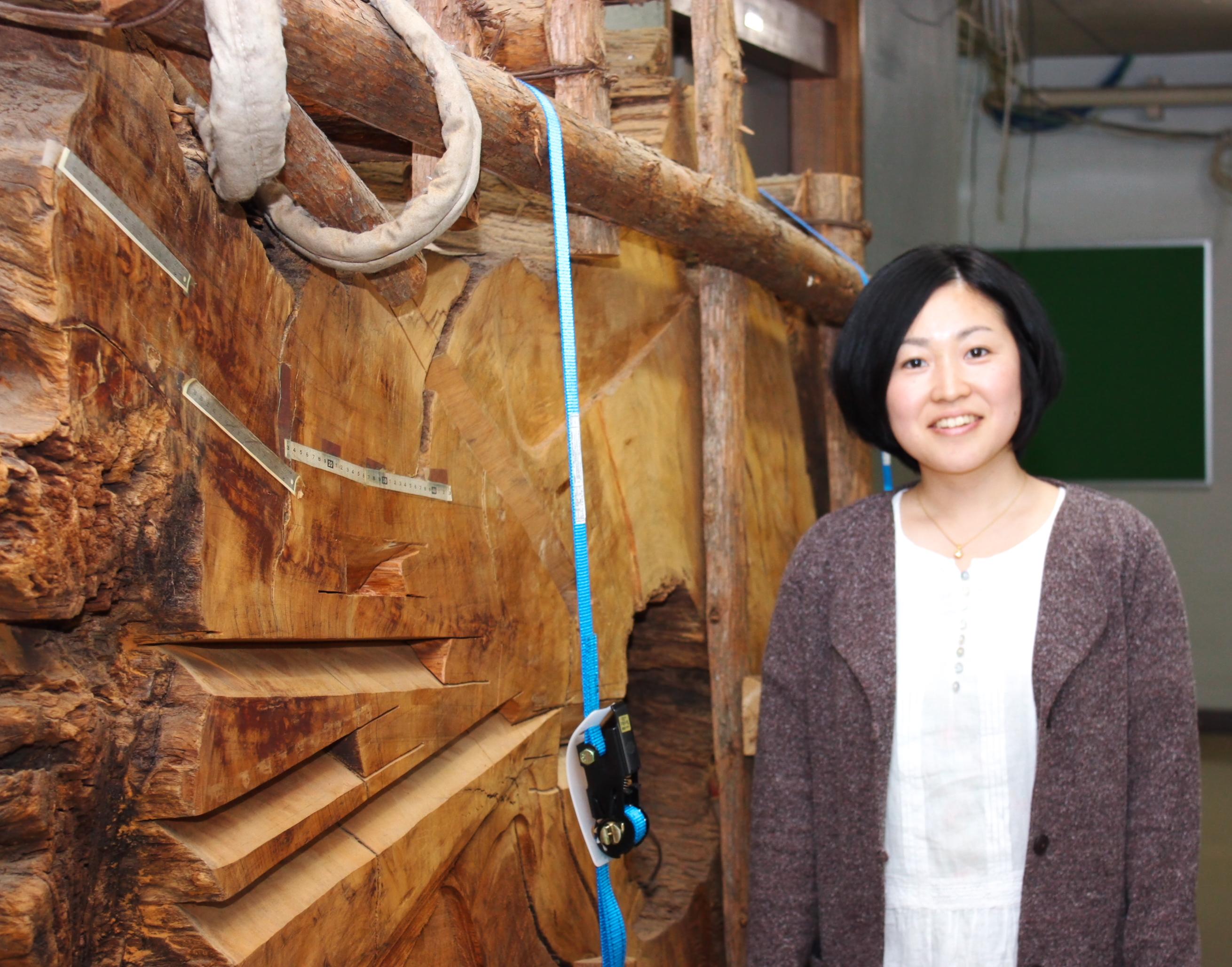 """Fusa. Miyake, první autorka studie a vedoucí kolektivu z Institute for Space-Earth Environmental Research, Na své ústavní stránce má vzkaz pro studenty: """"Když jsem byla na střední škole, byla jsem špatná ve fyzice i matematice. Ale vytrvala jsem, aby"""