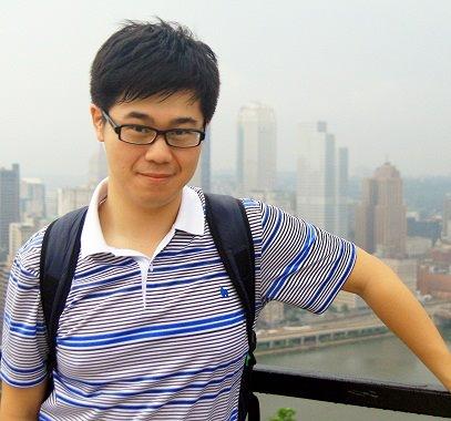 Zeyu Jin, spoluautor programu VOCO, (Kredit: Princeton, Pittsburgh)