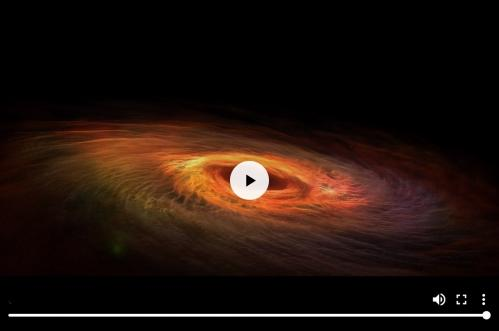 Blackhole video