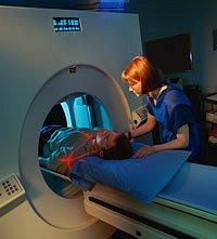 CT tomograf