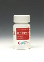 Zonisamid se užíval při epilepsii